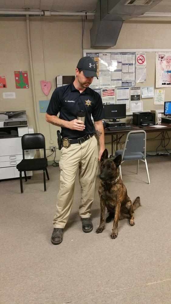 K-9 Team with coffee.jpg