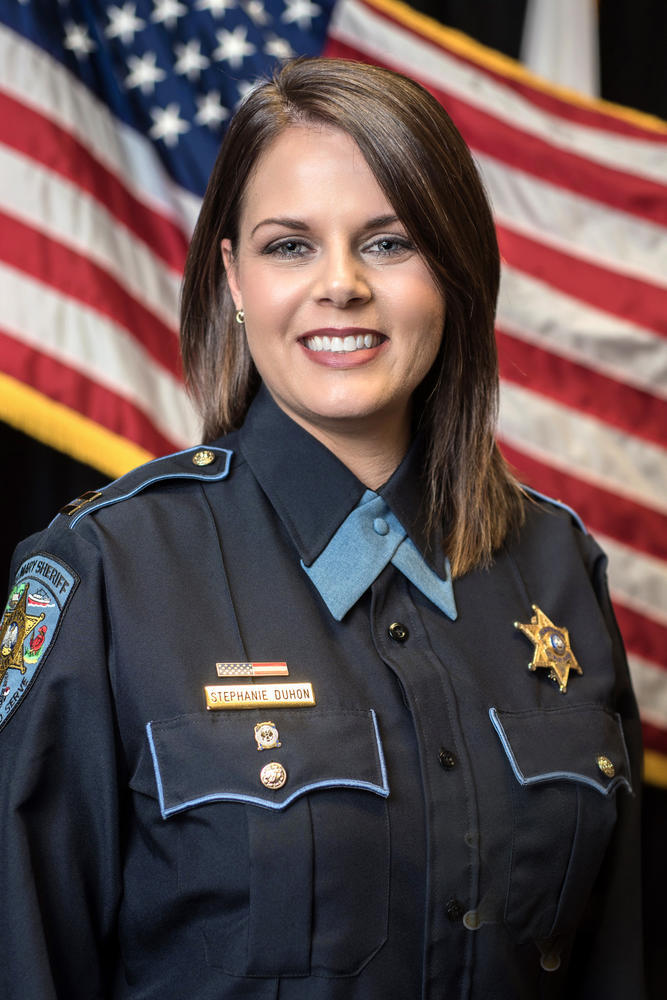 Captain Stephanie Duhon