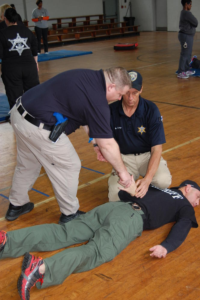 how to become a certified peace officer in texas