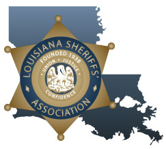 Louisiana Sheriffs' Association Logo